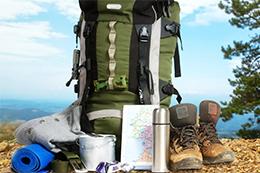 Туристическая одежда и аксессуары
