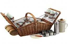 Титановые мангалы и подарочные наборы шампуров