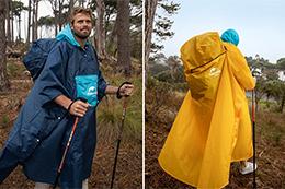 Дождевики пончо, водонепроницаемые сумки и чехлы