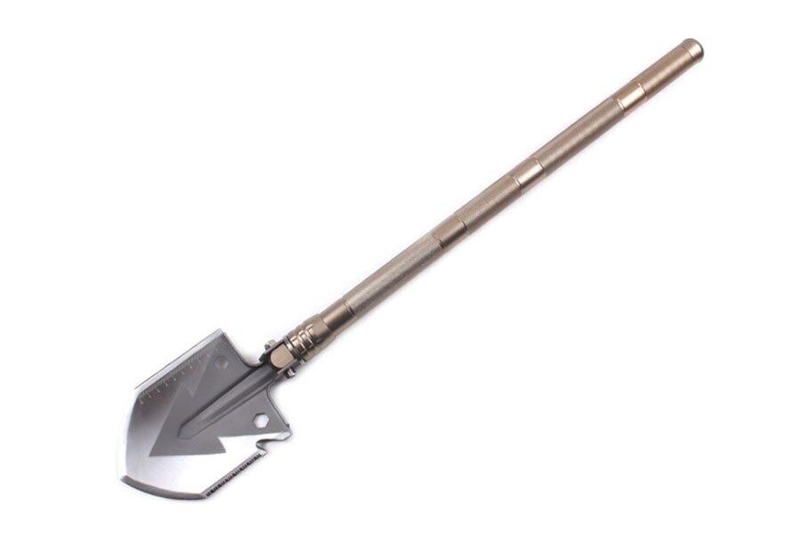 туристические лопаты - универсальная складная многофункциональная лопата desert lion (13 в 1)
