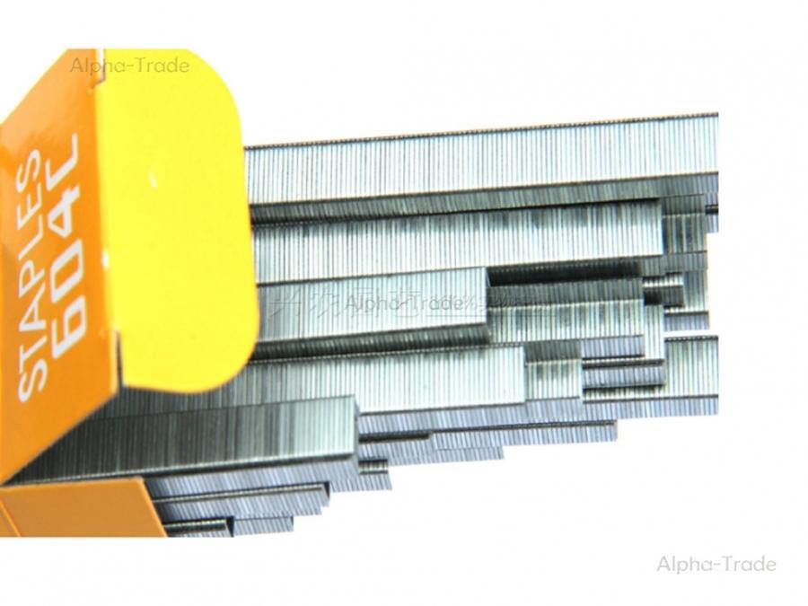 скобы для тапенера 6x4 мм 604c (1 уп.=10000 шт.) тапенеры (степлеры для подвязки)