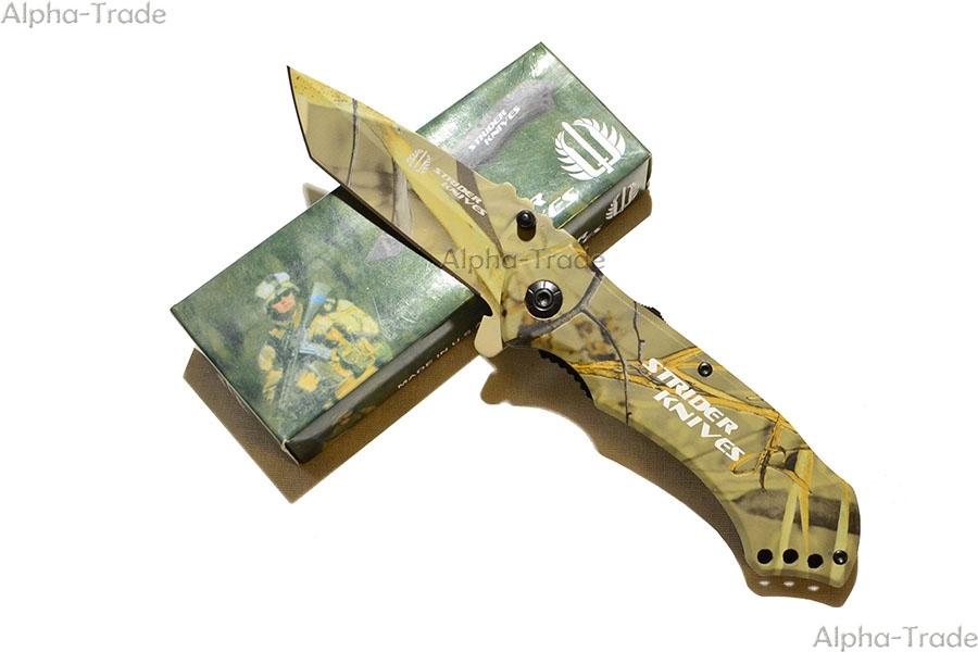 нож туристический strider камуфляж ножи и мачете