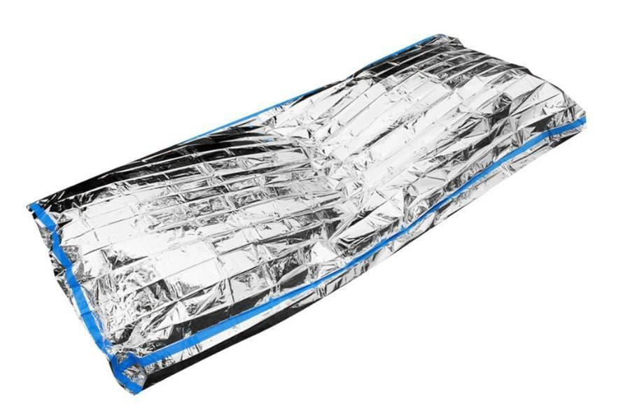 Всепогодный компактный аварийный спальный мешок