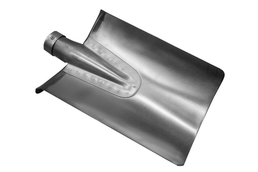 титановая лопата прямоугольная (большая), серия люкс