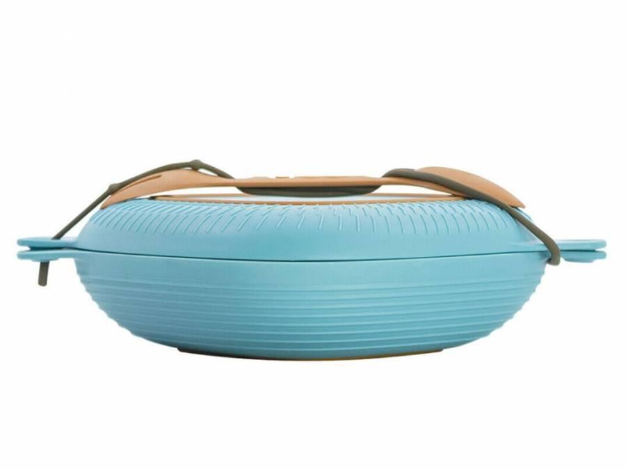Комплект туристической посуды UCO Mess Kit Blue Four