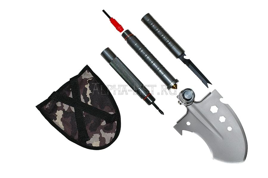 Многофункциональная лопата Strike of Paladin (12 в 1)