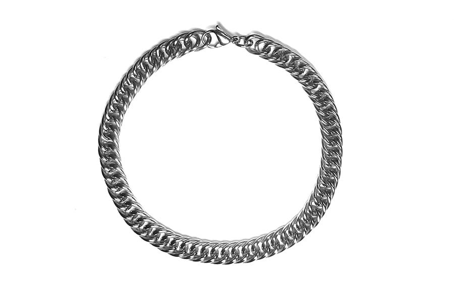 Титановый браслет TI038 210x6 мм