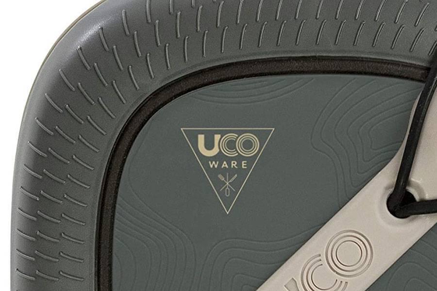 Комплект туристической посуды UCO Mess Kit Grey Four