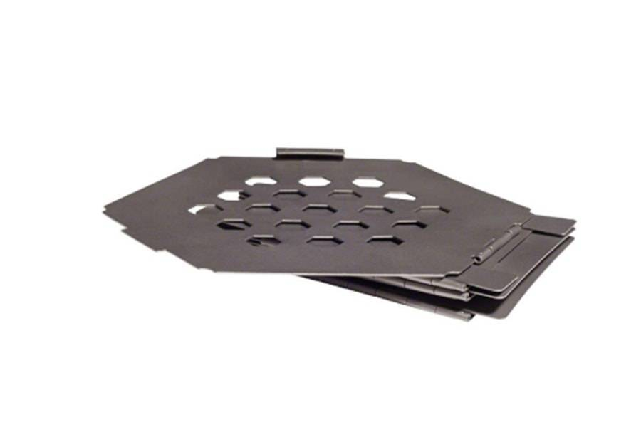 Титановая печь-щепочница Vargo Titanium Hexagon