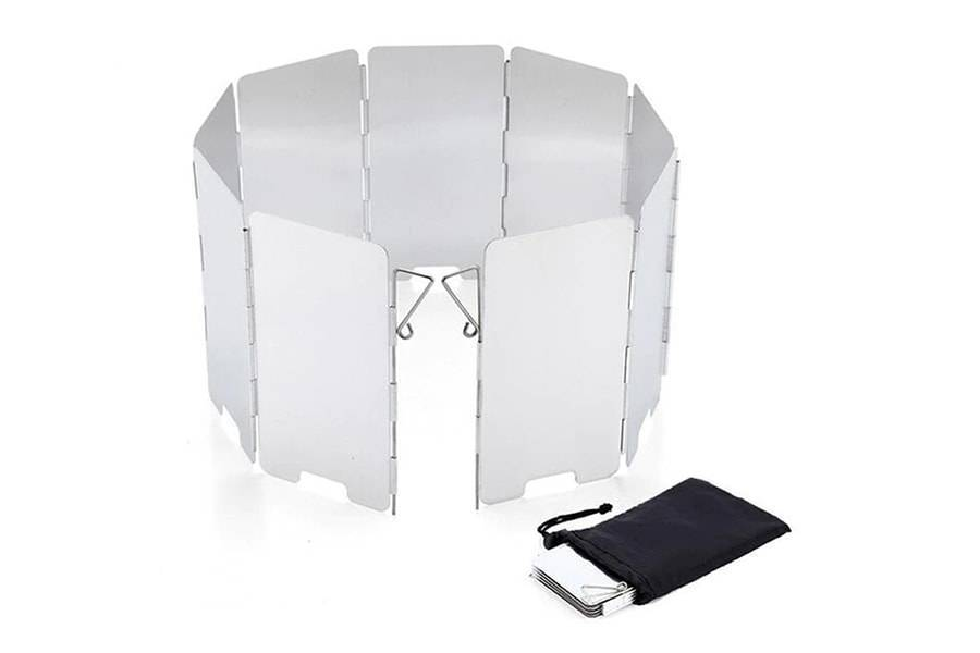 Ветрозащитный экран Compact (9 пластин)