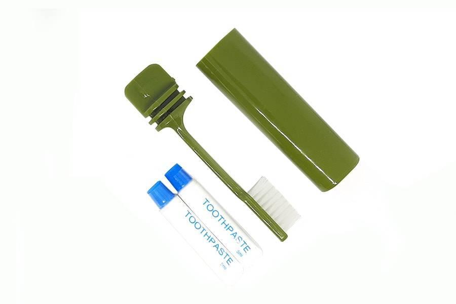 Складная зубная щетка BCB