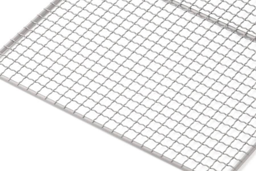 Титановая решетка для гриля (сверхлегкая) L-Size