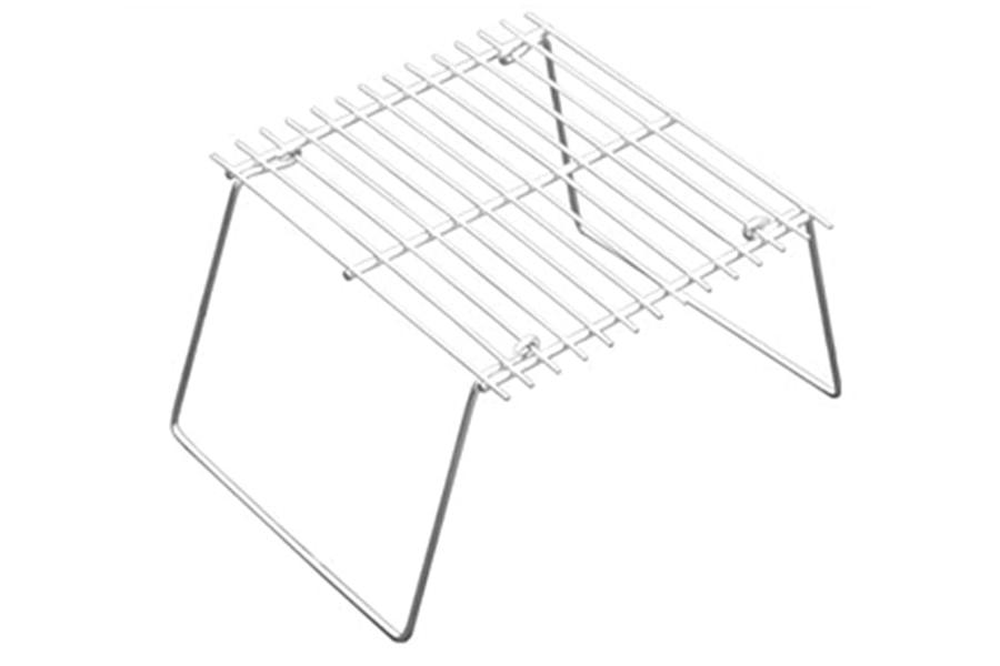 Ультралегкая туристическая решетка гриль S-size