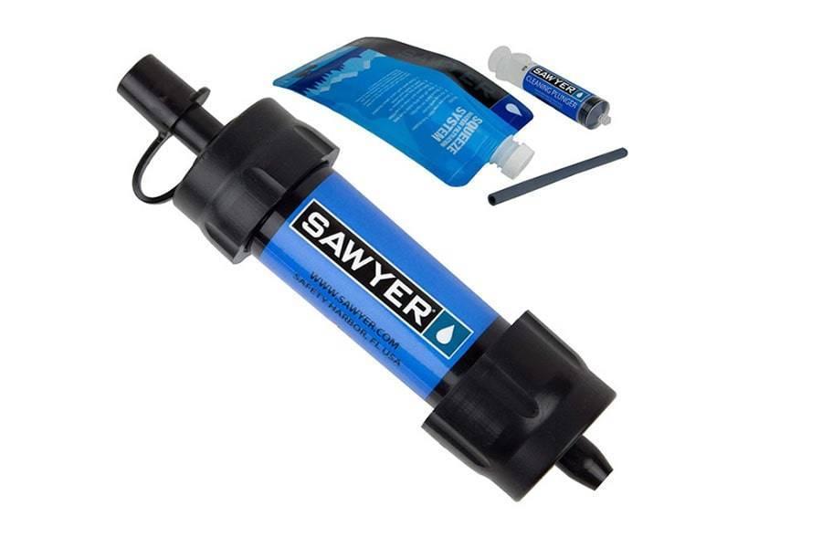 """Фильтр для воды Sawyer BLUE mini"""""""