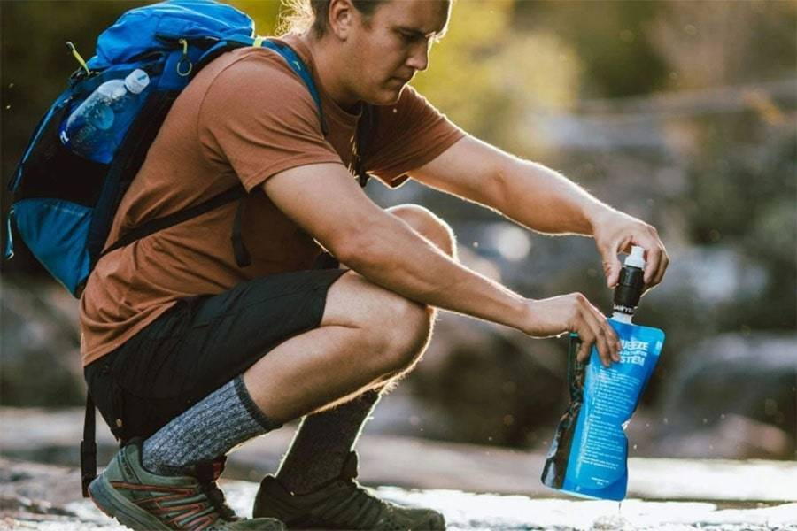 Фильтр для воды Sawyer Micro Squeeze Water Filtration System