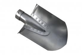 Титановая лопата штыковая (малая), серия Престиж