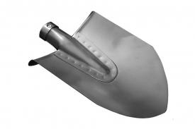 Титановая лопата штыковая (большая), серия Люкс