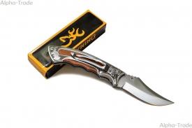 Нож складной туристический Browning