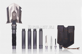 Складная многофункциональная лопата Black Dragon SpM-002