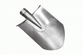 Титановая лопата штыковая (средняя), серия Престиж