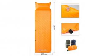 Cамонадувающийся туристический коврик NatureHike NH15Q002-D