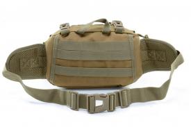 Универсальная тактическая поясная сумка