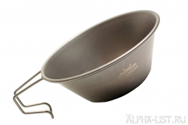 "Титановая тарелка ""AMG Titanium Superior"" 370ml"