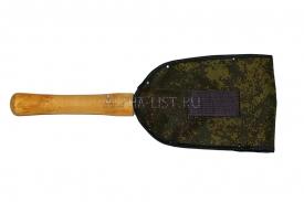 титановая малая пехотная лопата в чехле, серия стандарт