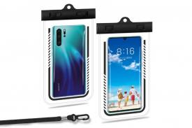 Водонепроницаемый чехол для телефона/смартфона (Защита IPX8)