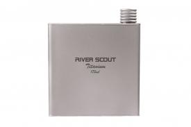 Фляжка титановая River Scout 175 мл