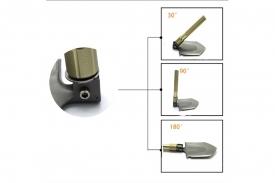 складная многофункциональная лопата mountain lion light (10 в 1)