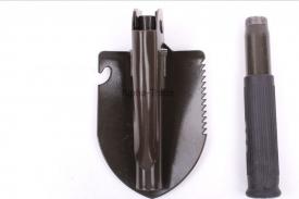 туристические лопаты - универсальная складная многофункциональная лопата compact-1 (6 в 1)