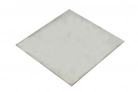 Титановая пластина (квадрат) 100х100х0,5 мм