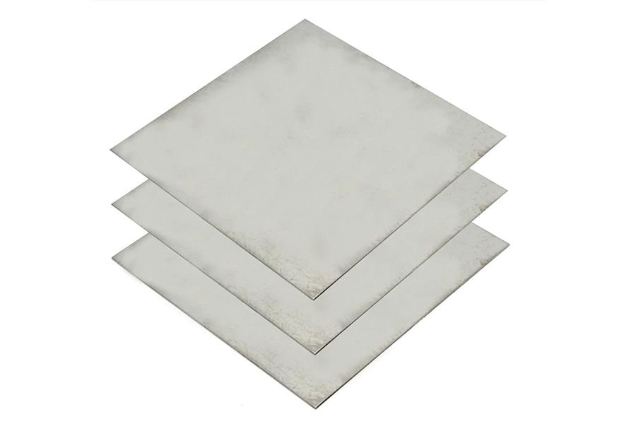 Титановая пластина (квадрат) 100х100х2 мм
