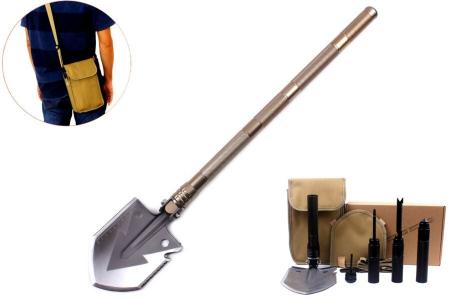 Multi-function Folding Shovel Desert Lion (13 in 1)